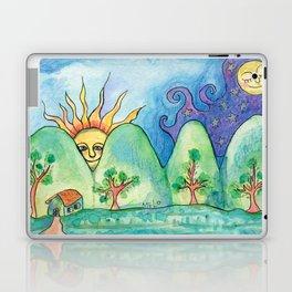 Whimsical World Laptop & iPad Skin