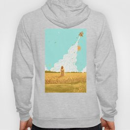 ROCKET LAUNCH Hoody