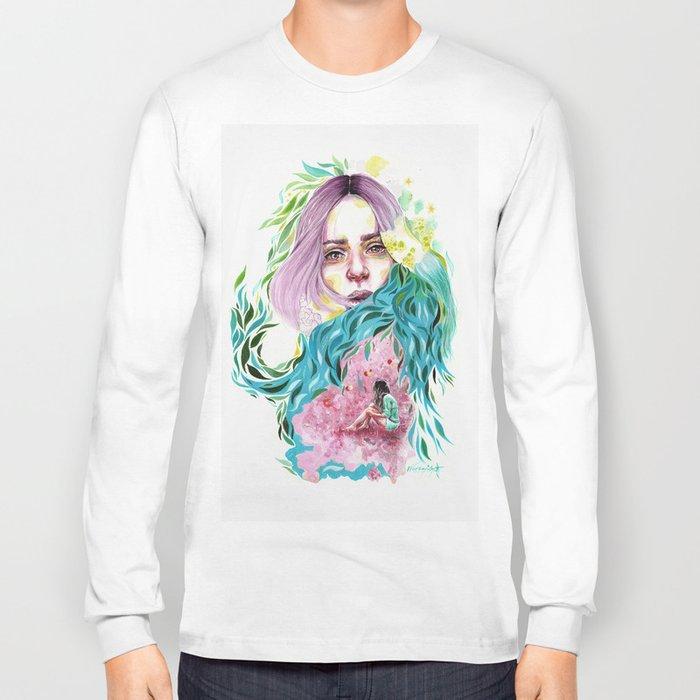 Garden  Long Sleeve T-shirt