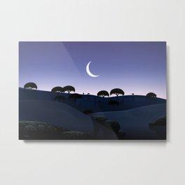 Moonrise Metal Print