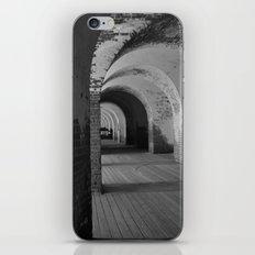 Fort Pulaski B&W iPhone & iPod Skin