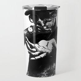 Free Bobby Shmurda Lithograph Travel Mug