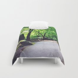 A Woodland Path Comforters