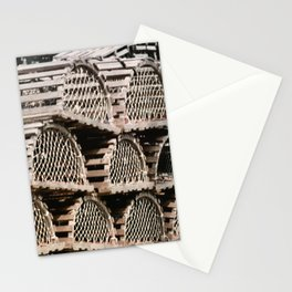 Watch your Trap Stationery Cards