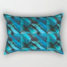Diagonals (1) Rectangular Pillow
