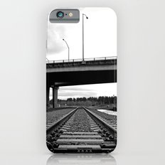 Nalley train tracks Slim Case iPhone 6s