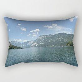 Lake Bohinj Rectangular Pillow