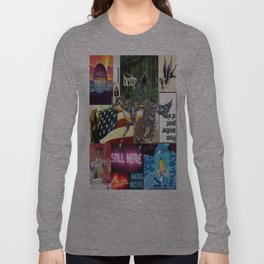 Moving Boxes Long Sleeve T-shirt