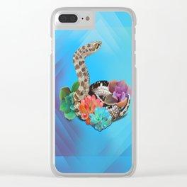 Precious Babe Clear iPhone Case