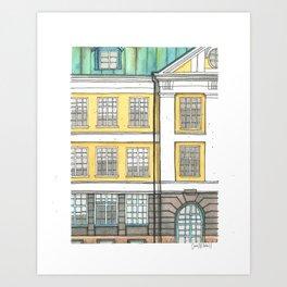 Home #1 Art Print