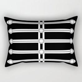THE BLACK PARADE Rectangular Pillow