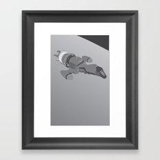 Serenity  Firefly Framed Art Print