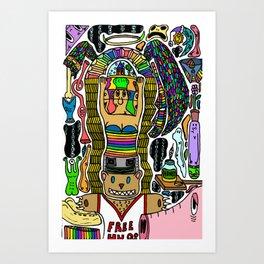 FH Art Print