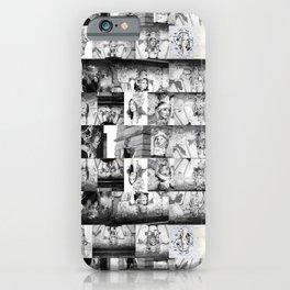 B&W Indomitable Sentry iPhone Case