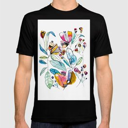 Flowers in the Wind T-shirt