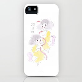 the Twin iPhone Case