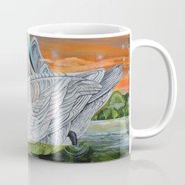 Swan Mountain Coffee Mug