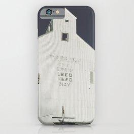 Prairie Skyscraper iPhone Case