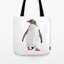 Yellow-Eyed Penguin  Tote Bag