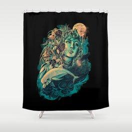 Gaia Shower Curtain
