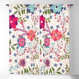Flowers :D Blackout Curtain