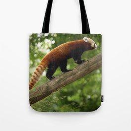 Happy Red Panda. Tote Bag