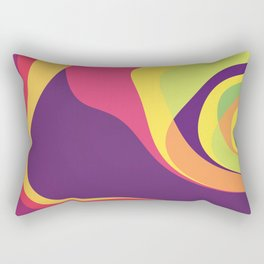 Cosmic Laugther Rectangular Pillow