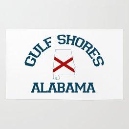 Gulf Shores - Alabama. Rug