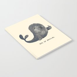 Seal Of Approval Notebook
