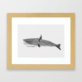 #Montaduras Framed Art Print