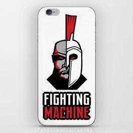 Fighting Machine  5 iPhone Skin