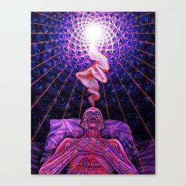 alex grey 2021 the dreamer Canvas Print