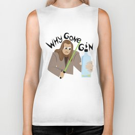 Why Gone Gin? Biker Tank