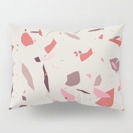Rose Terrazzo - Light Pillow Sham