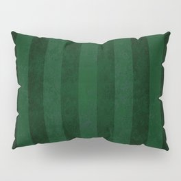 Emerald Stripes Pillow Sham