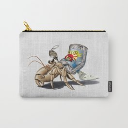 No Place Like Home (Wordless) Carry-All Pouch