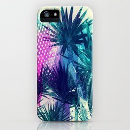 Tropical Explosion iPhone Case