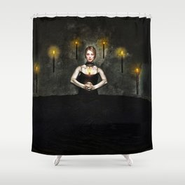 Ceremony Shower Curtain