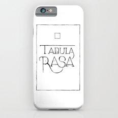 Tabula Rasa Slim Case iPhone 6s