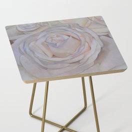 Blushing Hearts by Teresa Thompson Side Table