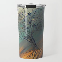 Roots Blazing Travel Mug