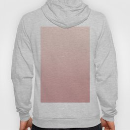 FREAK HEAT - Minimal Plain Soft Mood Color Blend Prints Hoody