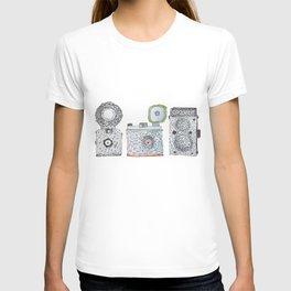 3 is a crowd T-shirt