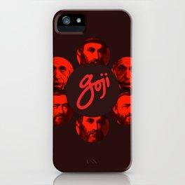 Goji Icon iPhone Case