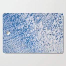 cloudy sky 2 Cutting Board
