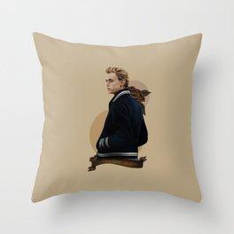 EVEN BECH NÆSHEIM Throw Pillow