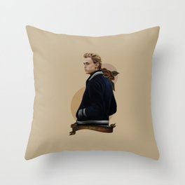 EVEN BECH NÆSHEIM Throw Pillow