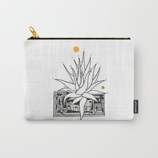 Agave II Carry-All Pouch