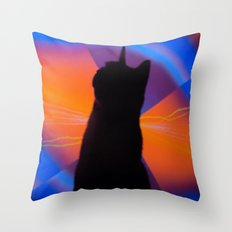 Epurrific- 1 Throw Pillow