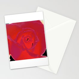Rose 162 Stationery Cards
